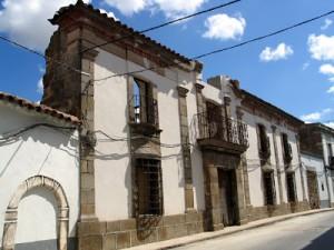 Fachada.Casa Grande.Reparada.2005